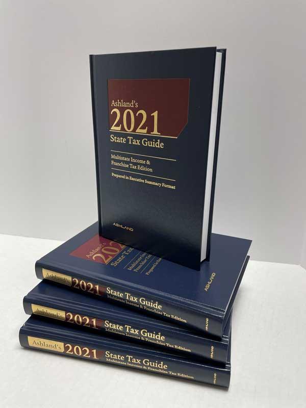 Ashland 2021 Tax Guide